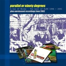 Parallel Or 90 Degrees - A Can of Worms TANGENT 2CD NEU OVP