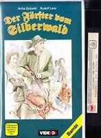 VHS Der Förster vom Silberwald - Anita Gutwell, Rudolf Lenz - Taurus FSK 6