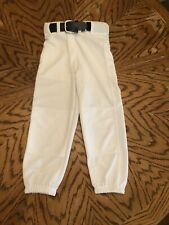 Franklin Belted Baseball Pants ~Youth Boy's Size XS  *NEW WITHOUT TAG*