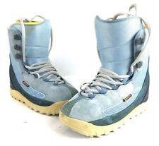Burton Moto Women's Blue Snowboard Boots - US size 9 EUR 41