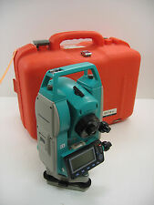"""SOKKIA SET610 6"""" TOTAL STATION FOR SURVEYING ONE MONTH WARRANTY"""
