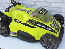 Ryobi 40-Volt 20 in Brushless Cordless Walk-Behind Lawn Mower  (Tool Only)