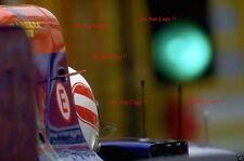 Roland Ratzenberger MTV Simtek 941 San Marino Grand Prix 1994 Photograph 3
