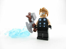 LEGO Infinity War Thor Minifigure + Stormbreaker Axe 76102 Mini Fig Avengers