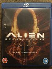 Alien: resurrección Blu-ray