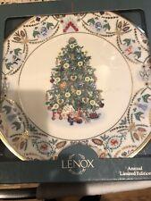 Lenox Christmas Trees of the World Series Sweden HtF Mint 2000