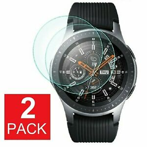 2X Tempered Glass Screen Protector for Samsung Galaxy Watch 41/42/45/46mm