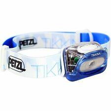 PETZL Tikkina Compact LED headlamp - Model E91 - BLUE - NEW