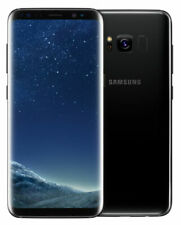 Samsung Galaxy S8 Plus - 64GB - Black (Unlocked) Smartphone
