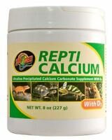 Zoo Med A343 Repti Calcium With D3 - 9oz