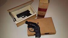 1830's Gun case MA State Law Book Antique Hide a pistol gun vault gun cabinet