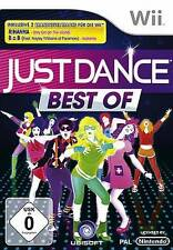 Nintendo WII Just Dance Best Of * TOP Condizione
