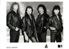 Black Sabbath - Promo Photo 1994 - Tyr - Headless Cross - Cross Purposes