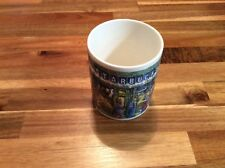 Starbucks Winter Holiday Farmers Market Coffee Mug Cup 14 Oz