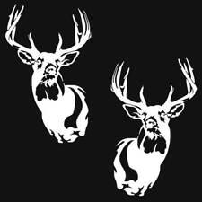 Whitetail Deer Hunting Decal Set Archery Sticker for Hoyt PSE Mathews Bear