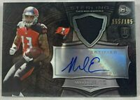 Mike Evans autographed signed RC Jersey 155/99 2014 Topps Bowman Sterling Bucs