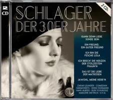 Various - Schlager der 30er Jahre - CD