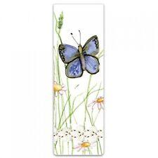 Alex Clark Magnetic Bookmark - BUTTERFLY - Bookmark Size 8cm x 2.5cm