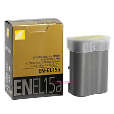 EN-EL15A Camera Battery For Nikon D750 D850 D810 D7500 D7200 MB-D12 MH-25a