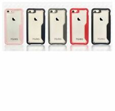 Iphone 5g Ipaky Clear Back Case - PINK