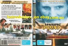 VANISHING POINT DVD Hot Rod Street Custom Rat