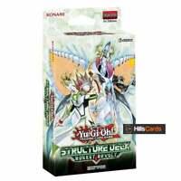 YuGiOh Rokket Revolt Structure Deck | 1st Edition | Trading Card Game TCG Sealed