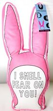 "BOB'S BURGERS Louise ""I Can Smell Fear on You!"" Decorative Cushion/Pillow >NEW<"