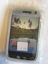 BlackBerry 9500 Storm,9530 Silicon Case White SCC5814 Brand New in Original pack