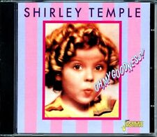 SEALED NEW CD Shirley Temple - Oh, My Goodness!