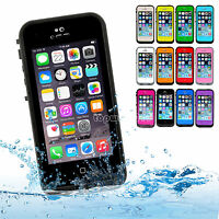 Waterproof Shockproof Dirt Proof Durable Hard Case Cover For Apple iPhone 5 5S