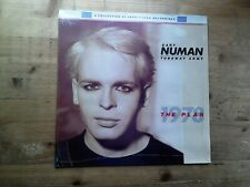 Gary Numan Tubeway Army The Plan 1978 1st Press EX Vinyl LP Record Album BEGA55