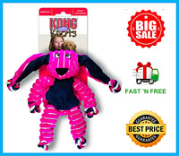 KONG Floppy Knots Dog Toy Bunny Medium/Large - NKF13- Free&Fast Shipping