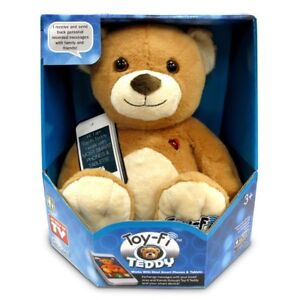 Dragon-i - Toy-Fi Teddy - works with most smart phones