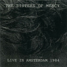 The Sisters Of Mercy - Live In Amsterdam 1984 / Goth Rock