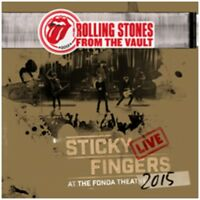 The Rolling Stones - Sticky Fingers Live at the Fonda Theatre - CD/DVD