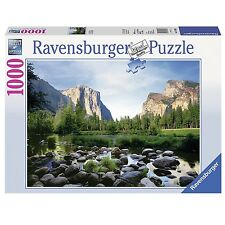 Ravensburger Yosemite Valley - 1000 Piece Puzzle for Adults, 19206 New