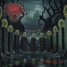 "Deny The Urge ""As Darkness Falls"" black vinyl LP [Brutal Technical Death Metal]"