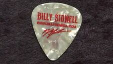 Billy Sidwell 2012 Fishin Tour Guitar Pick! Billy's custom concert stage #1