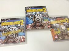 BORDERLANDS 2 GAME OF THE YEAR EDITION. Pal España.Certificado.Paypal