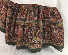 Ralph Lauren Oxfordshire King Bed Skirt Southwest Abstract Print