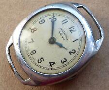 Reloj de pulsera corona Ingersoll para repuestos o reparación, no correr, sin corona/madre.