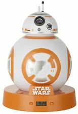 Reloj Proyector BB-8 - Star Wars - Proyector Clock Producto Oficial