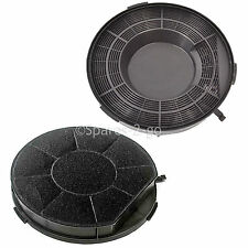 2 x Carbon Charcoal Vent Filters for WHITE WESTINGHOUSE Cooker Hoods Type 28