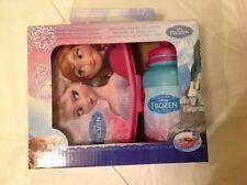 Brand New Disney Frozen Sandwich Box and Sport Bottle