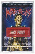 METROPOLIS OST FREDDIE MERCURY JON ANDERSON MORODER MC K7 MUSICASSETTA SIGILLATA