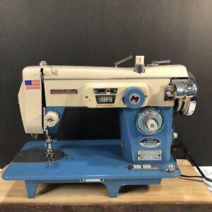 Vintage Morse Model 4100 Sewing Machine Fotomatic Zig Zag