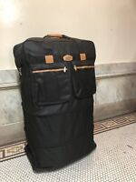 """40""""XL, Expandable Upright Rolling Wheeled Duffel Bag Spinner Suitcase Luggage"""