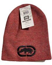 ECKO UNLTD BEANIE MEN'S HAT RED