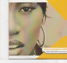 Missy Elliot-One Minut Man cd single