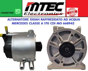 ALTERNATORE MERCEDES S668942 A6681540202 A6681540302 SG15L012 SG15L026